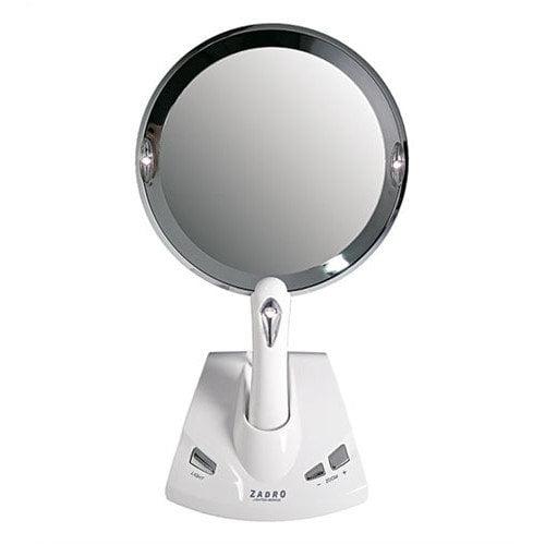 Zadro PZV01 1x/5x Power Zoom Make Up Mirror