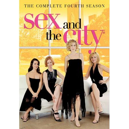 MC-SEX & THE CITY-COMPLETE 4TH SEASON (DVD/3 DISC/MOVIE CASH)-NLA - image 1 of 1