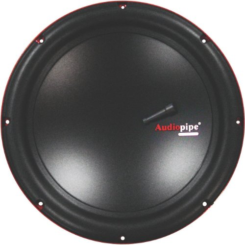 "Audiopipe TS-VR15 15"" 1000 Watt Max Power Dual Voice Coil Subwoofer"