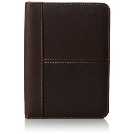 Solo Madison Leather Padfolio for iPad mini, Espresso, VTA133