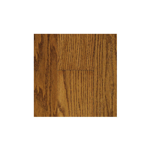 Forest Valley Flooring 5'' Solid Oak Hardwood Flooring in Saddle