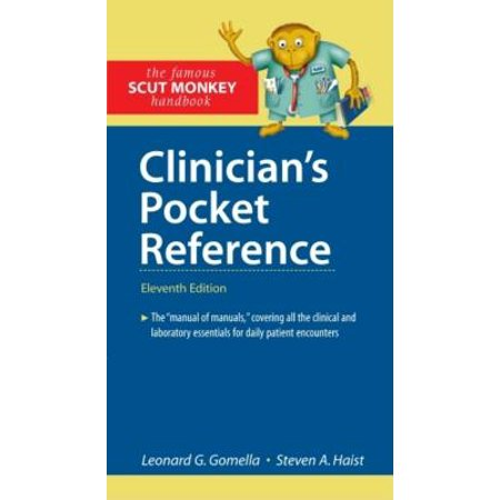 Clinician's Pocket Reference, 11th Edition
