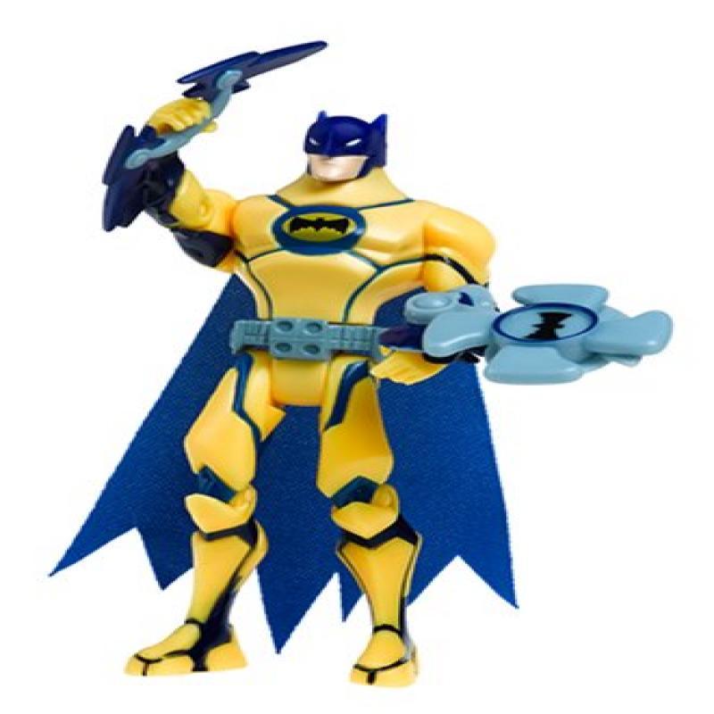 THE Batman POWER DISC Batman ACTION FIGURE DC Mattel by
