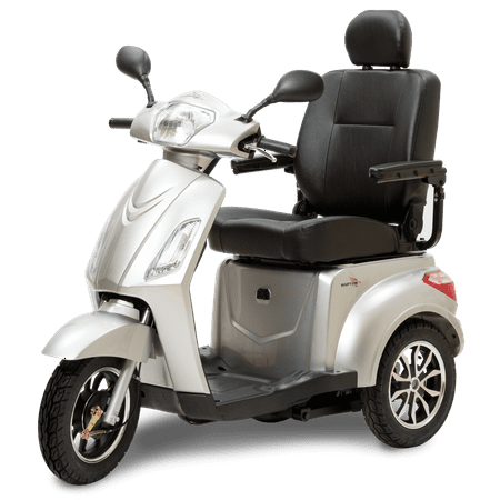 Pride Raptor Recreational Power Mobility Scooter W  Electric Safety Brake