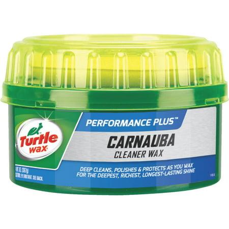 Turtle Wax Carnauba Cleaner Car Wax