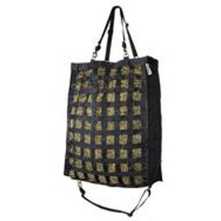 Slow Feed Hay Bag with Newly Designed Super Tough Bottom by Derby