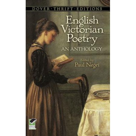 English Victorian Poetry - eBook (Victorian Pastry)