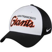 6da9022a615eae Product Image San Francisco Giants Nike Local Swoosh Flex Hat - White/Black