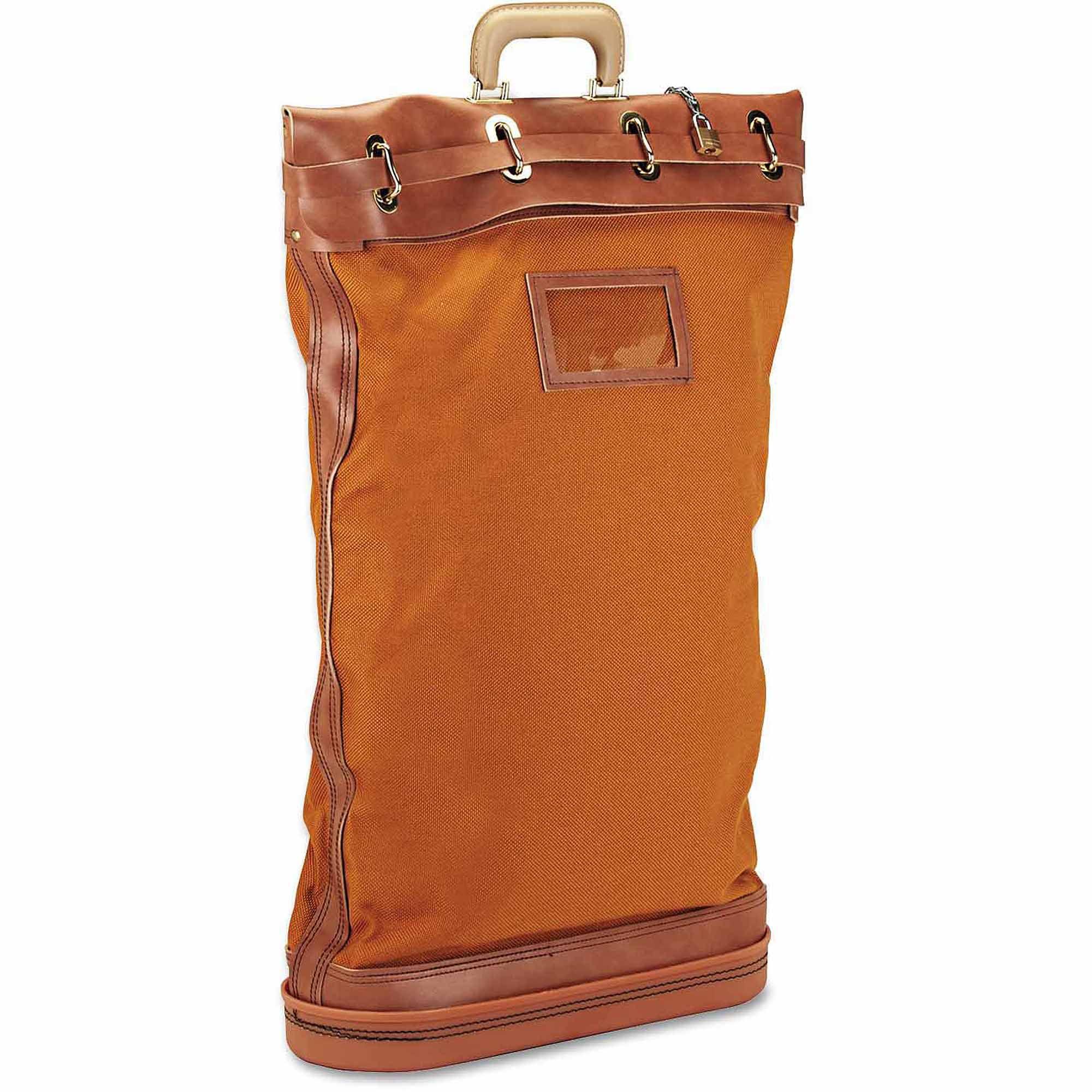 PM Company Security Mail Bag w/Lockable Belt Closure, 18w x 30h