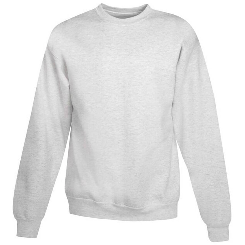 Hanes Men's EcoSmart Medium Weight Fleece Crew Neck Sweatshirt ...