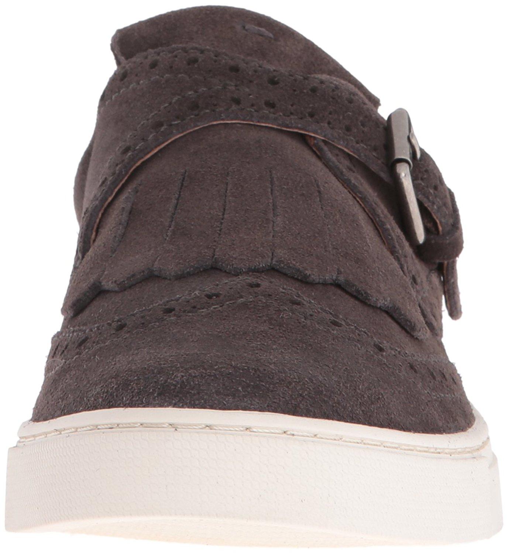 Frye Womens Gemma Kiltie Suede Low Top Buckle Fashion Sneakers - image 1 of 2