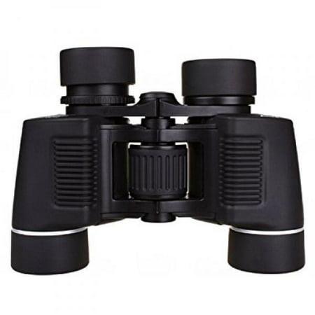Sports Binoculars Compact 7X30  Lightweight Sport Bird Watching Field Glasses   Kids Hiking Hunting   Red Porro Prism Lens Multi Coated Optics   Sharp Images Close Focus