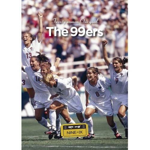 ESPN Nine For IX: The 99ers - Twenty Women. One Goal.