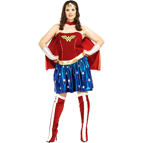 Rubies Wonder Woman Costume; Size 14-16