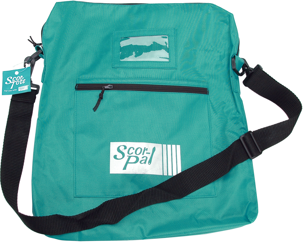"Scor-Tote Carry Bag-14""X16"" Teal"