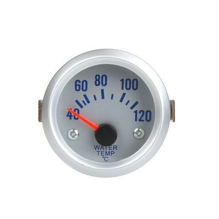 Water Temperature Meter Gauge with Sensor for Auto Car 2