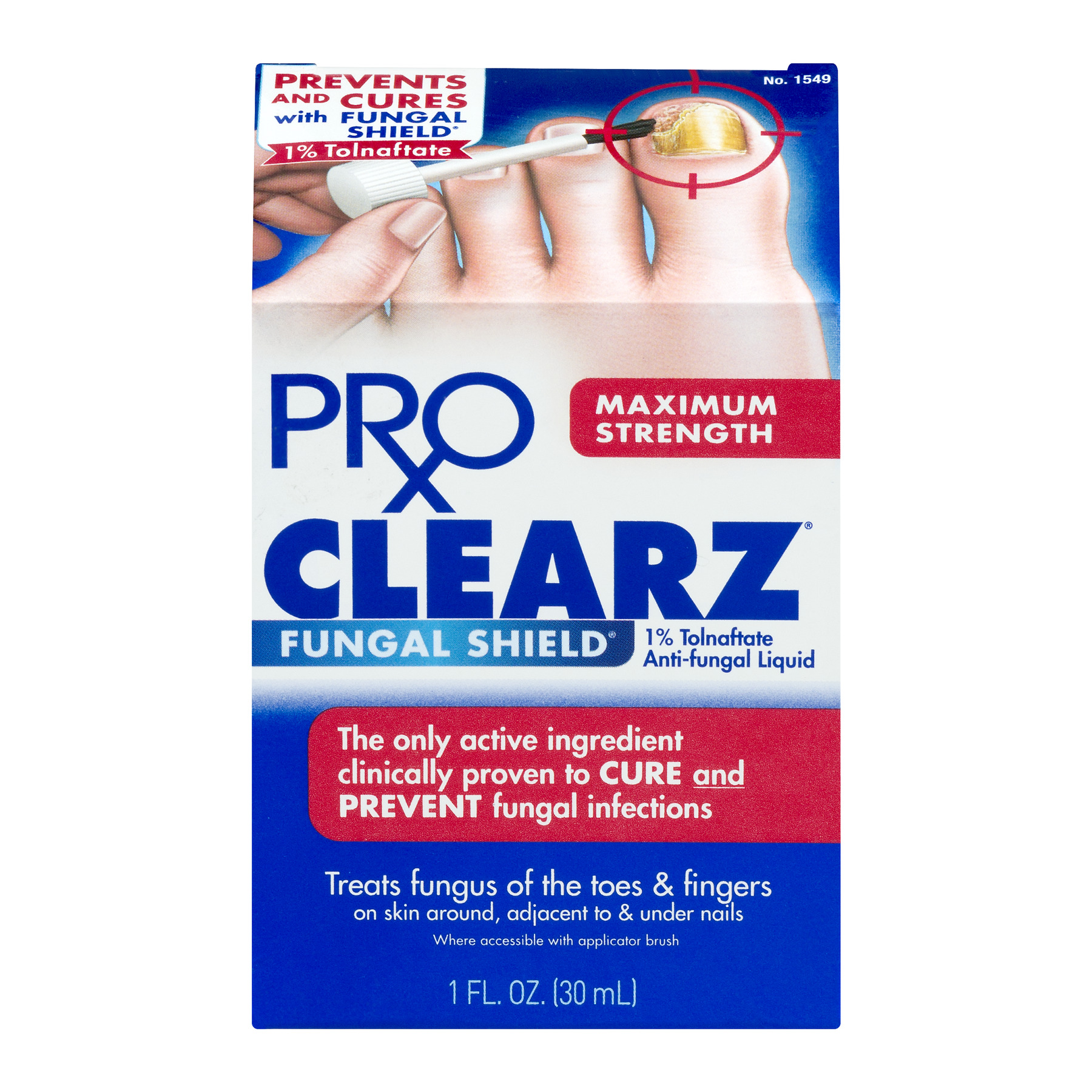 Profoot Pro Clearz Fungal Shield, 1.0 FL OZ