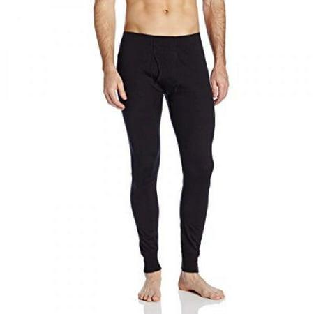 Minus33 Merino Wool Men's Saratoga Lightweight Bottom, Black, Small ()
