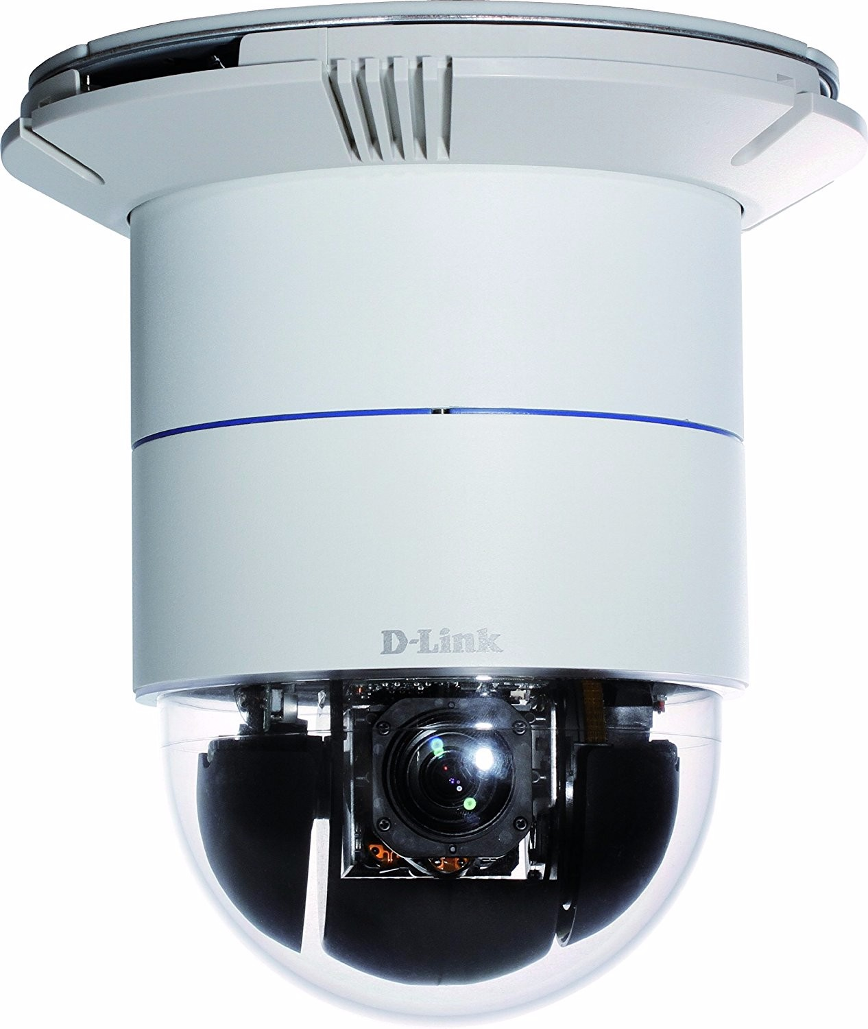 D-link Systems 12x Indoor Speed Dome Ip Camera Ccd 3.8-45.6 Mm 12 X 12 X by D-Link
