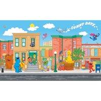 RoomMates Sesame Street XL Wall Mural
