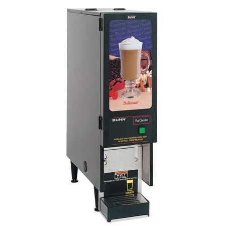 (Hot Beverage Dispenser,1 Hopper BUNN FMD 1)