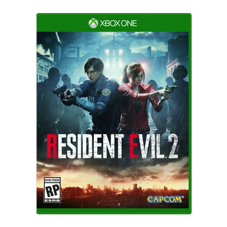 Resident Evil 2, Capcom, Xbox One, 013388550364 (Resident Evil Halloween Horror Nights)