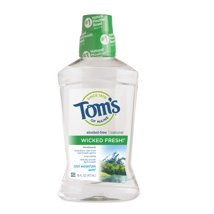 Mouthwash: Tom's of Maine Wicked Fresh