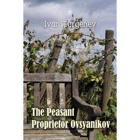 The Peasant Proprietor Ovsyanikov - eBook