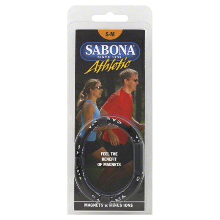- Sabona of London Sabona Athletic Bracelet, 1 ea