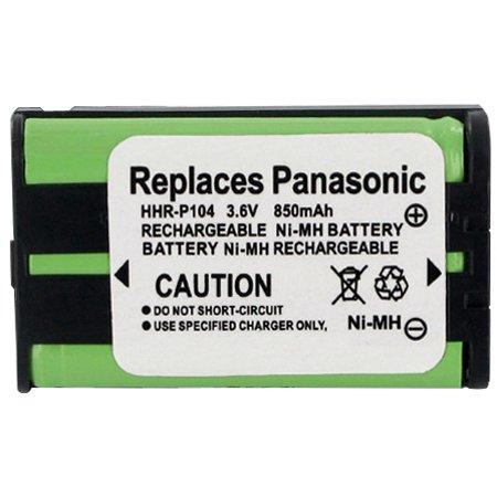 foto de HHR P104 / GE TL26411 for Panasonic Replacement Battery