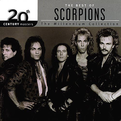 20th Century Masters: The Millennium Collection - The Best Of Scorpions