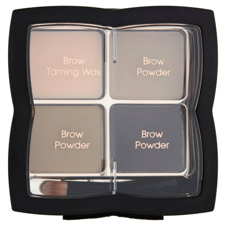 Flower BK1 Complete Brow Kit, 0.03 oz, 4 count