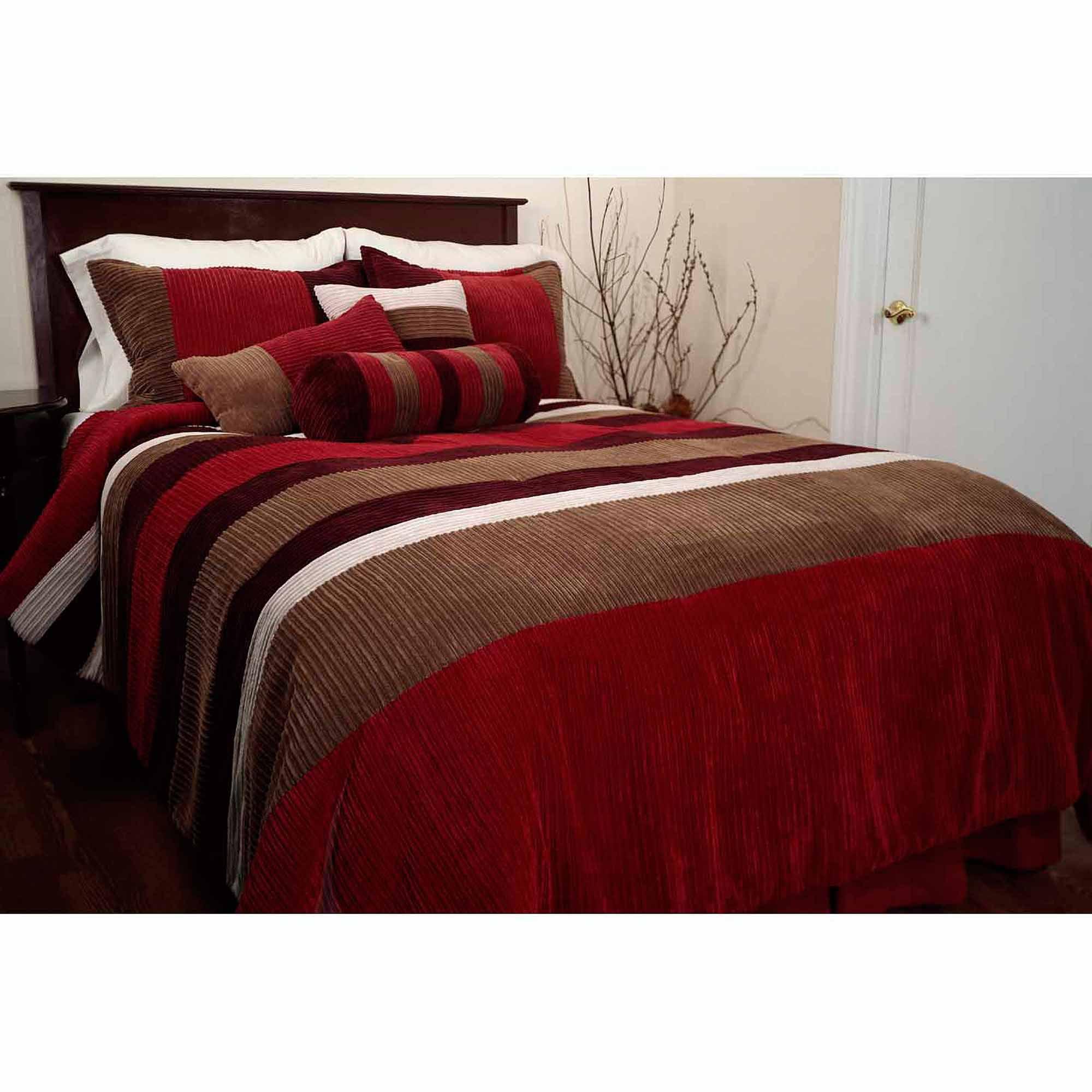 Geo 6-Piece Complete Comforter Set