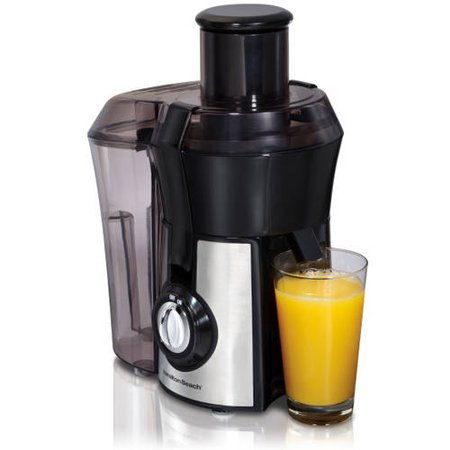 Refurbished Hamilton Beach Big Mouth Pro Juice Extractor | Model# R2502 ()