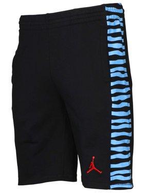 Product Image Jordan Men s AJ 10 Fleece Shorts-Black 8647d7c63