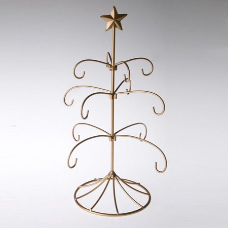 Exclusive Metal Brides Tradition Ornament Display Tree