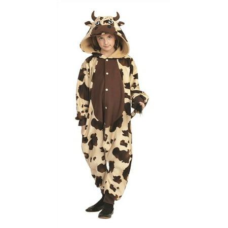 Billie The Bull Child  Funsie - Child Bull Costume