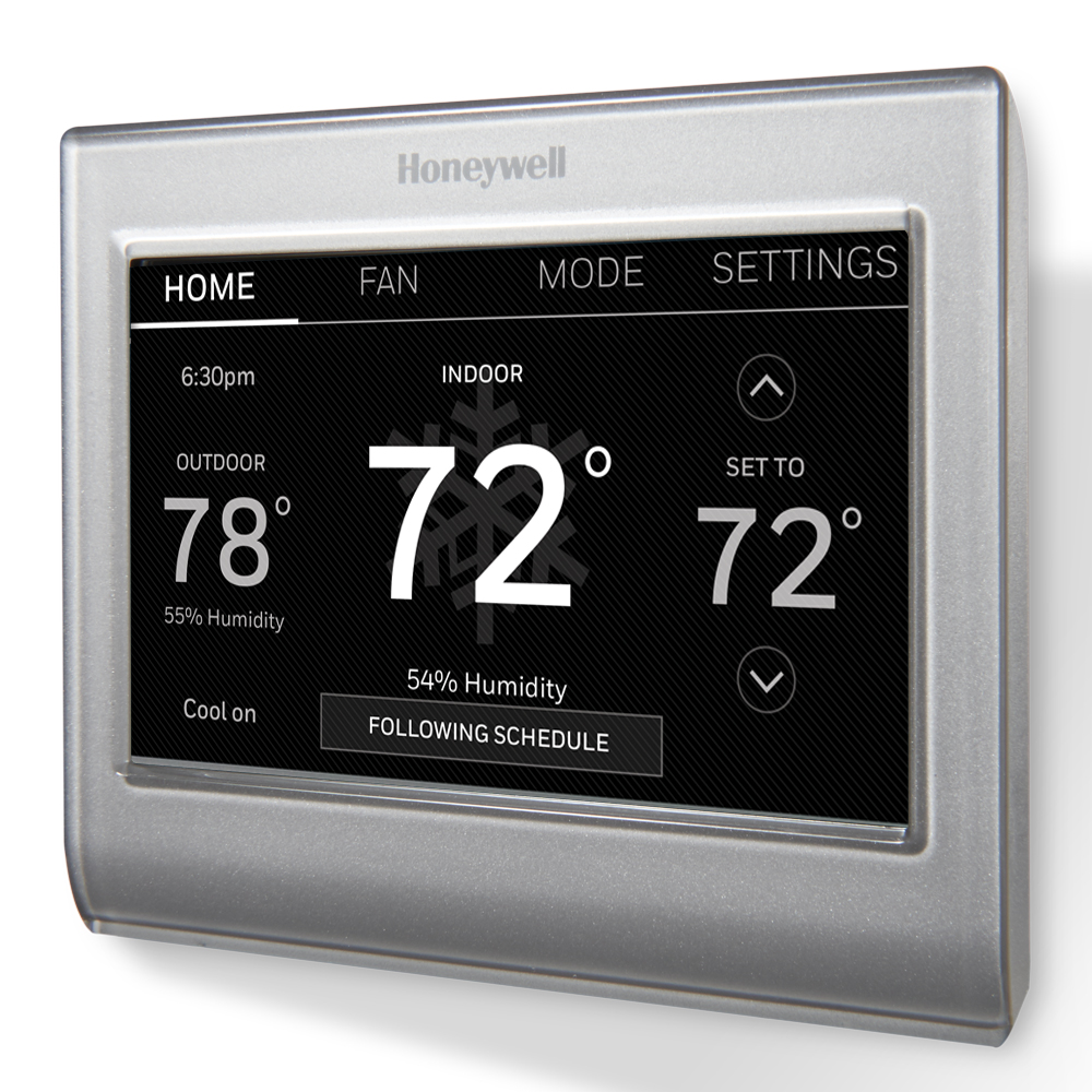 Honeywell RTH9585WF Smart Thermostat, No Hub Required