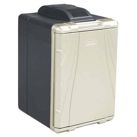 Coleman 40-Quart Portable PowerChill Thermoelectric Cooler, Without Wall Adapter