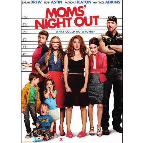 Moms' Night Out (DVD + Digital Copy) (With INSTAWATCH) (Anamorphic Widescreen)