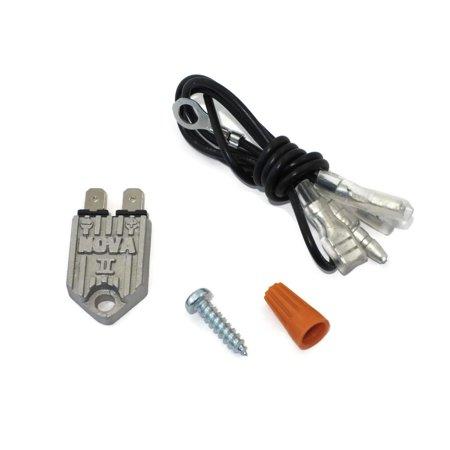 Electronic Ignition Igniter ((4) New NOVA II Electronic Transistorized Ignition Modules / Igniter)
