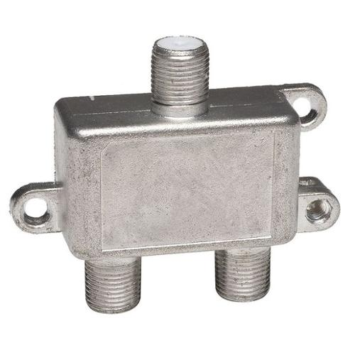 Power First 4JWT7 Coaxial Cable Splitter