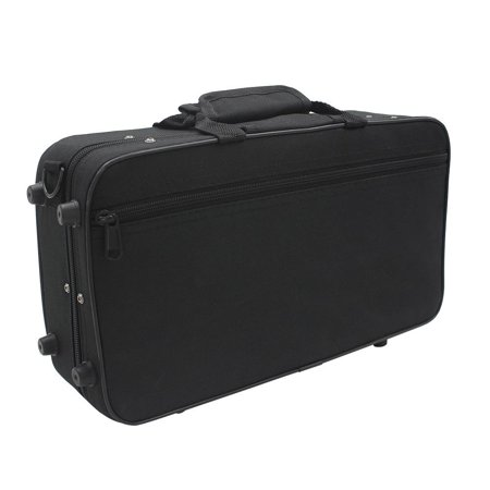 Sonew LADE Black Foam Padded Thickened Oxford Cloth Sotrage Bag with Strap for Clarinet,Clarinet Bag, Clarinet Accessory - image 6 of 8