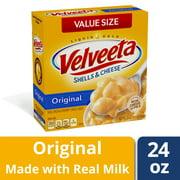 Velveeta Original Shells & Cheese, 24 oz Box