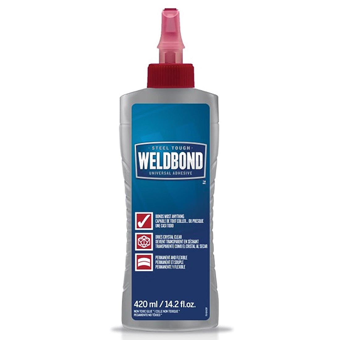 F. T. Ross 185 Weldbond All-Purpose Glue-8OZ WELDBOND GLUE