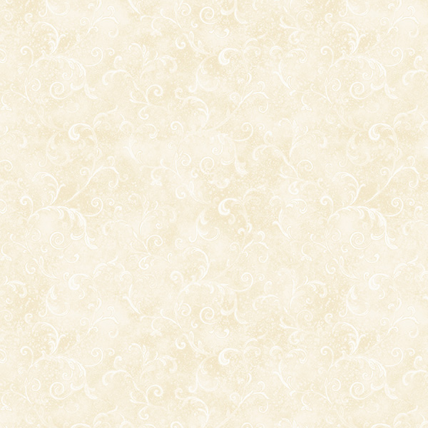 Wilmington Prints Essential Filigree 108 Inch Quilt Back Ivory