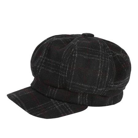 8a6043d7f0ece Allcaca - Beret Hat-Allcaca Mens Womens Visor Beret Newsboy Hat Cap Pumpkin  Hat Retro Artist - Walmart.com