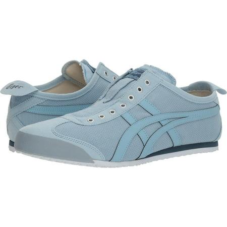 pretty nice 198f1 f8ccc Asics D7G0N-4444: Mexico 66 Mens Smoke Light Blue Sneakers