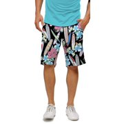Loudmouth Golf Men's Pipeline 36 Shorts