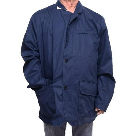 Nautica Men's Kylon Twill Navy Blazer Size XXL